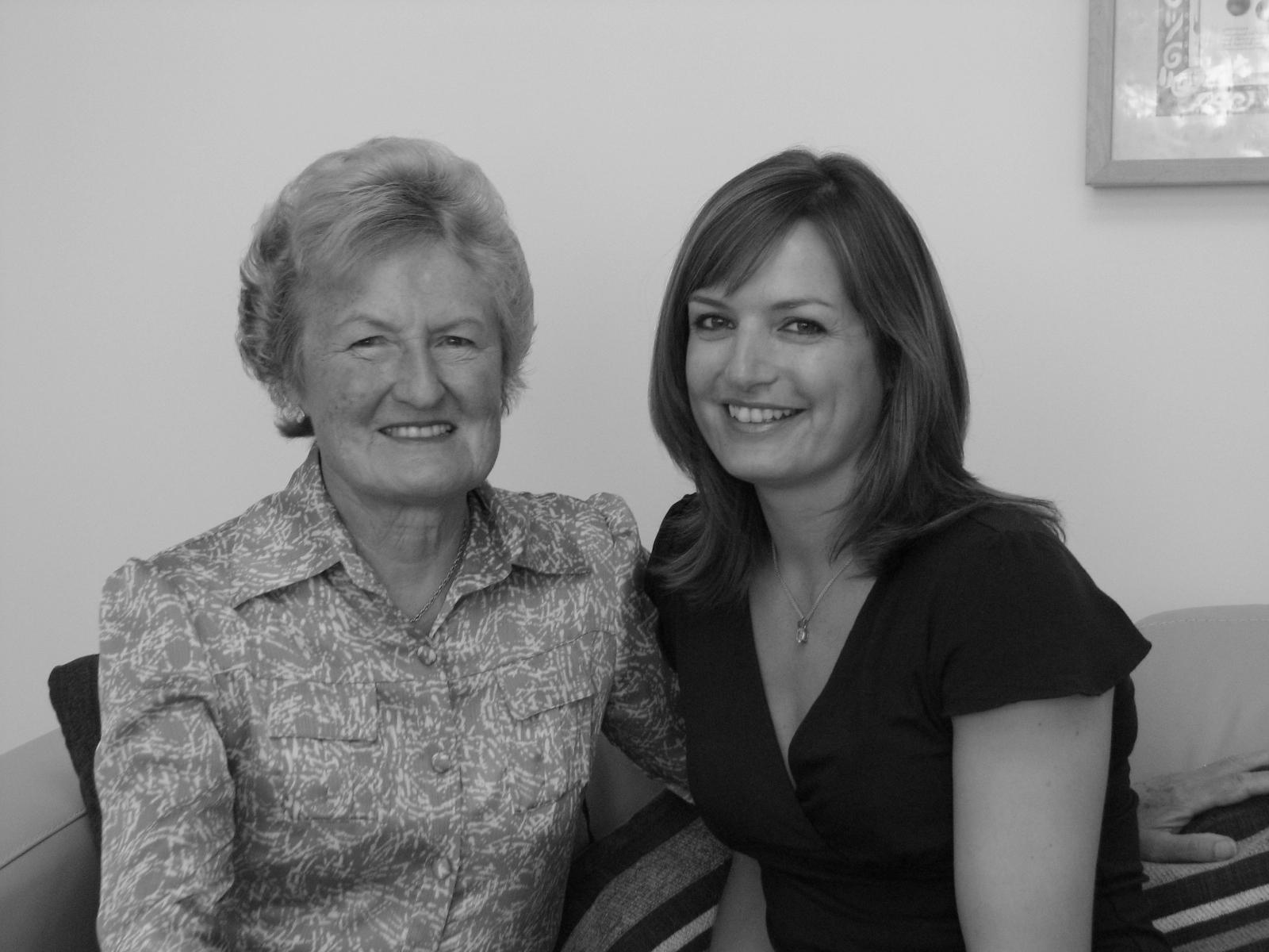 Carole and Anne - Bryant Furnishings